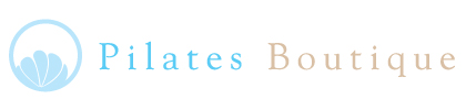 Pilates Boutique logo.